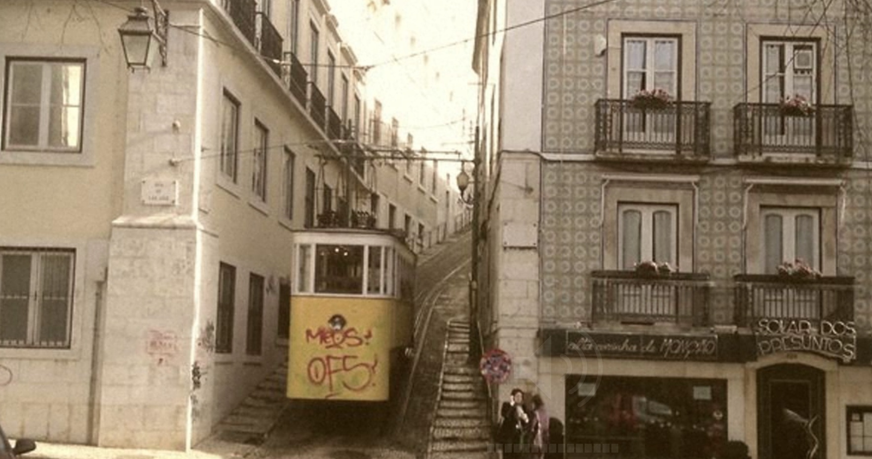 """Lisbon. Live"": a wordless homage to a great city"