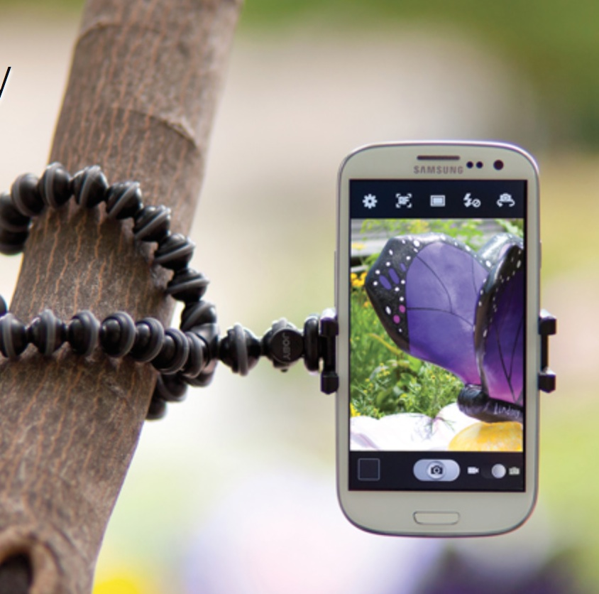 GripTight GorillaPod Stand for smartphone stability