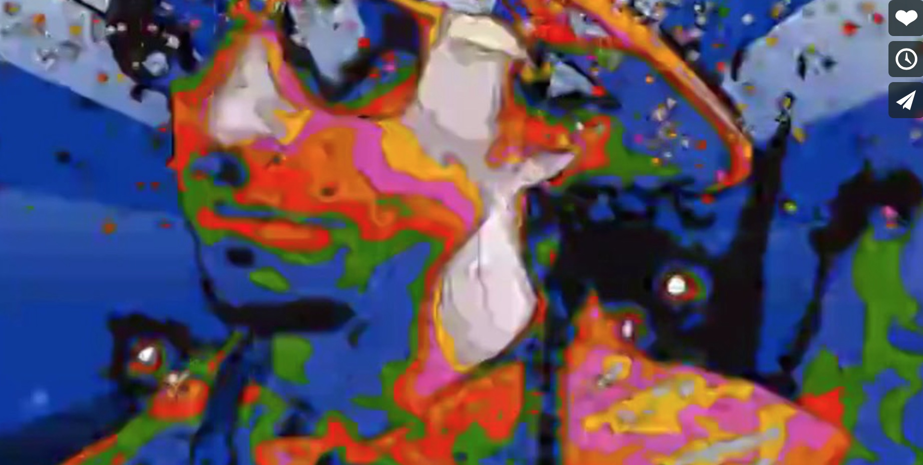 """Fools Parade"": a psychedelic music video"