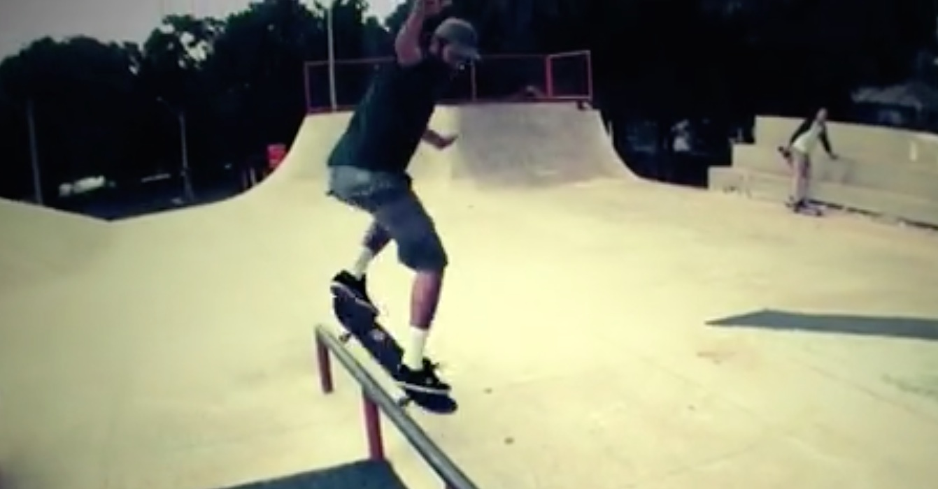 """AntiZica 2014"": a skateboard movie from Brazil"