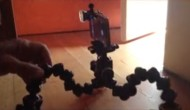 Use a dolly for smooth, professional-looking shots