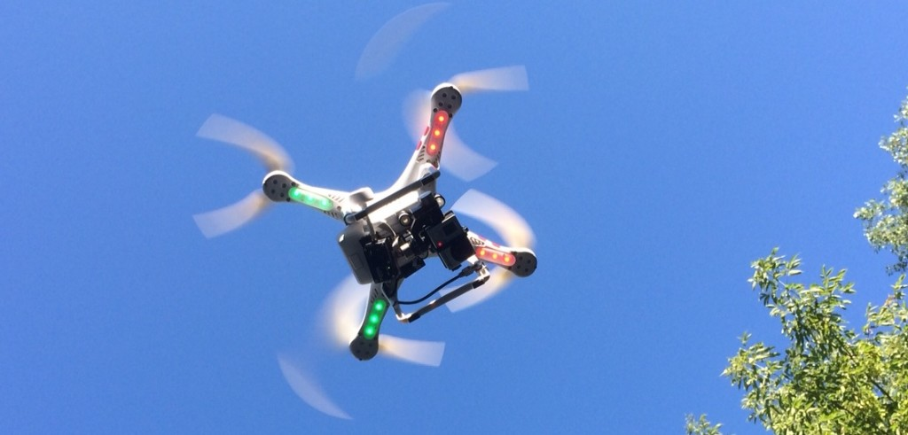 FAA approves drones for movie shoots