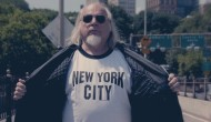 """""""New York City"""": a dazzling music video featuring Joey Ramone & 100+ other performers"""