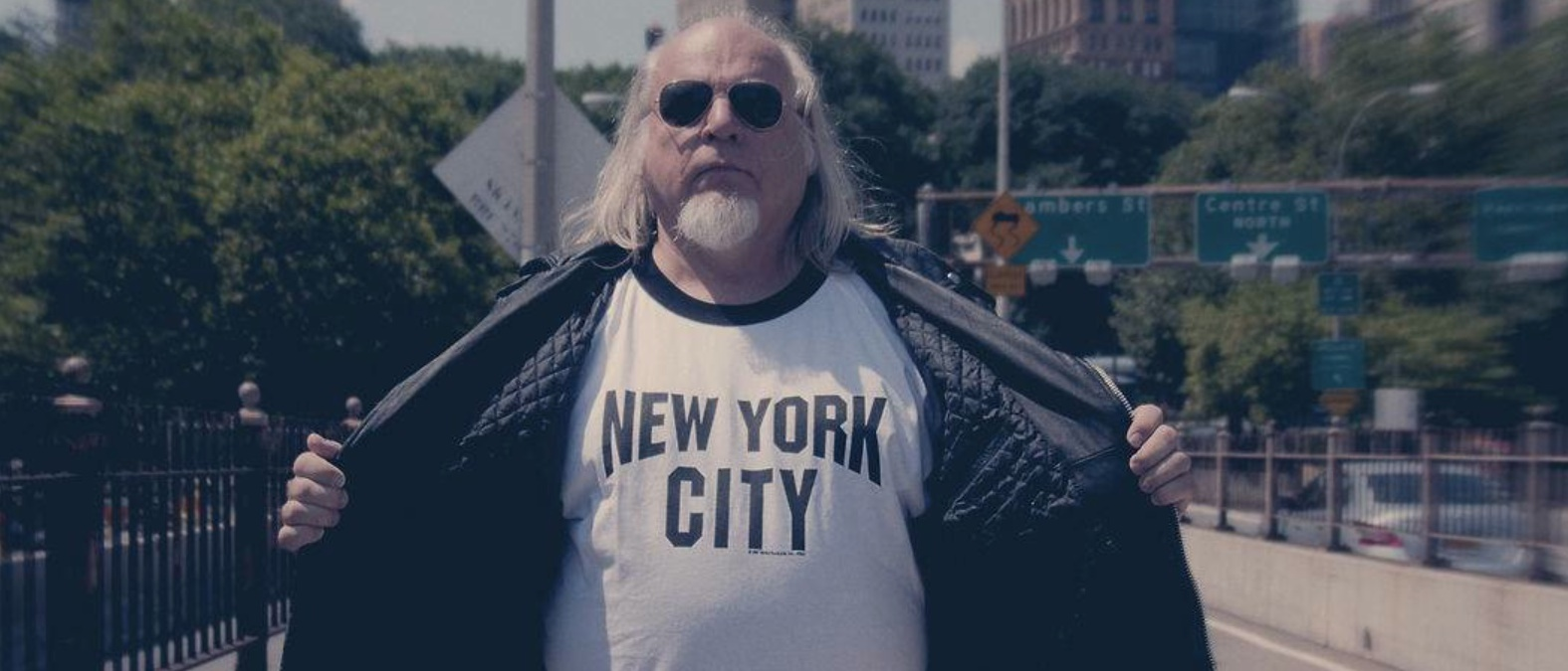 """New York City"": a dazzling music video featuring Joey Ramone & 100+ other performers"