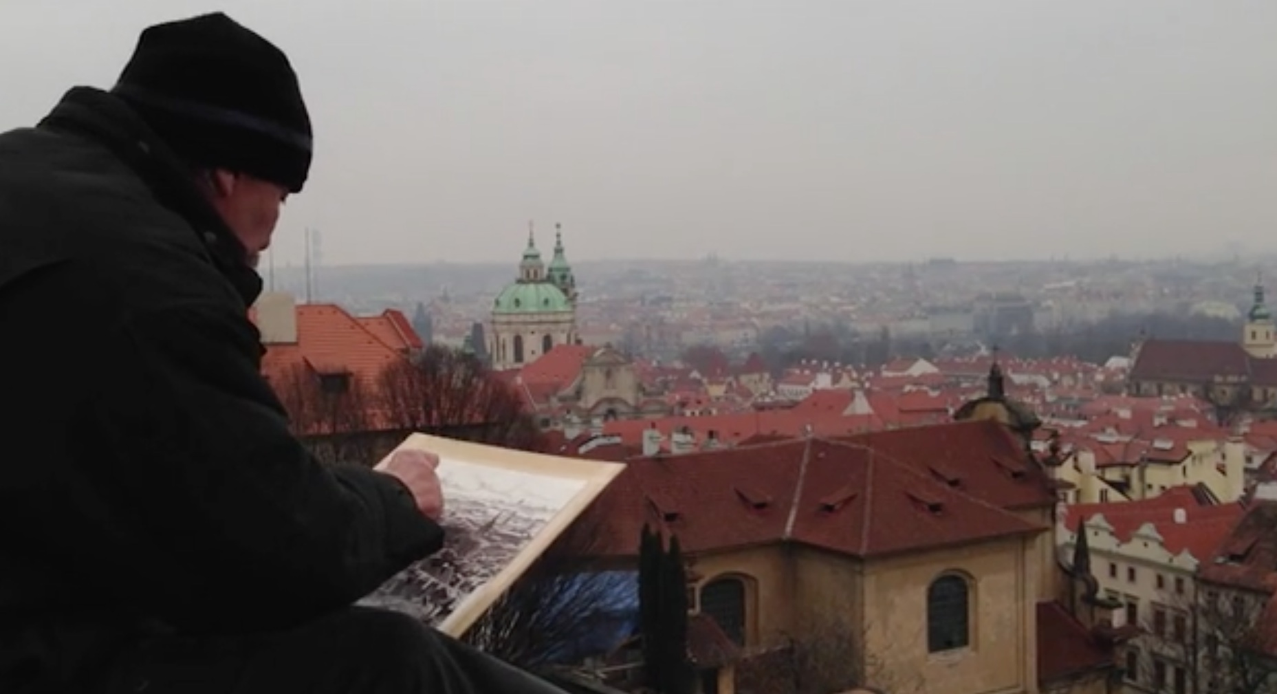 """Prague in a Minute"": the art of video conciseness"