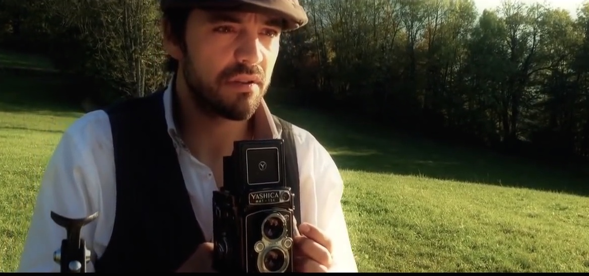 """Framed"": an iPhone silent movie starring…a camera"