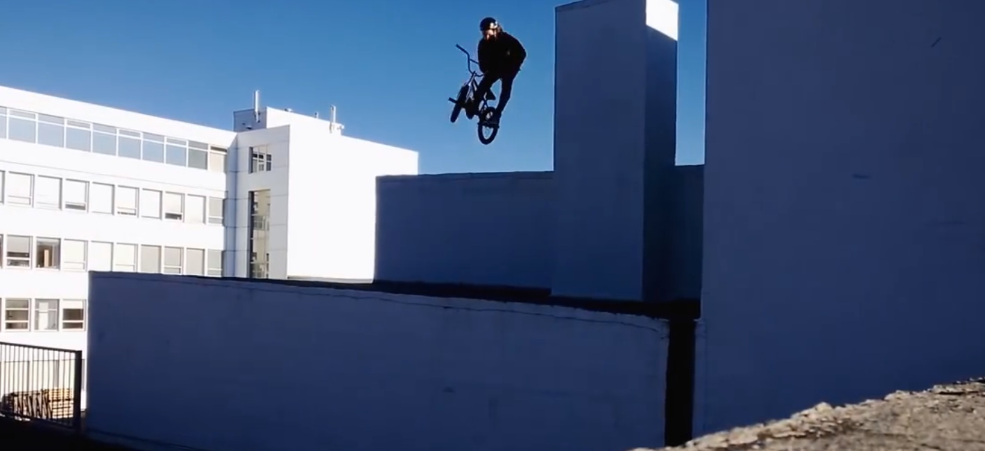 """BMX: In Iceland with Anton Arnarson"""