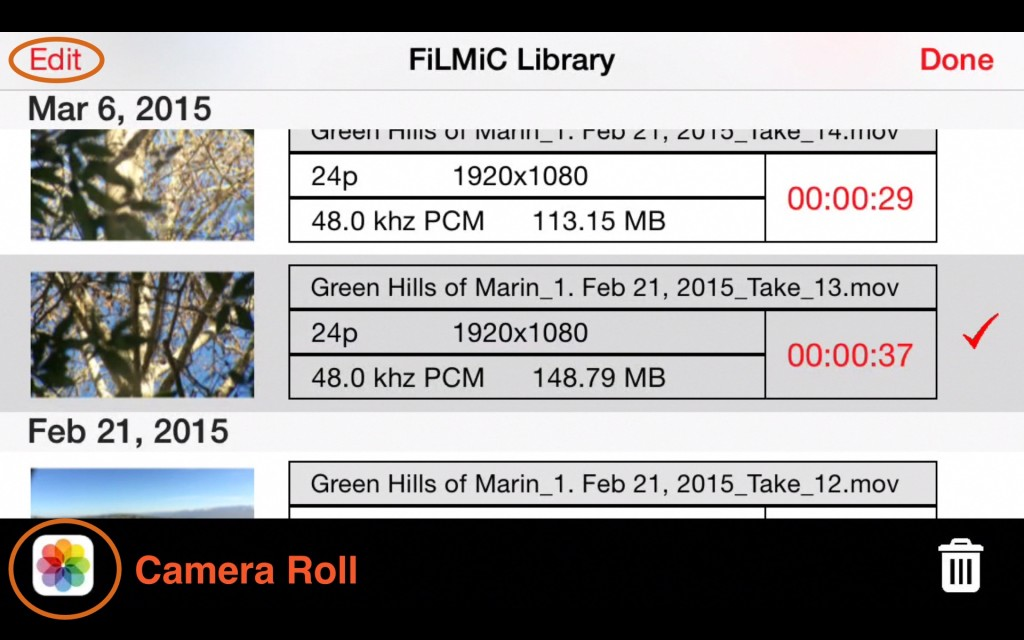 Filmic Library