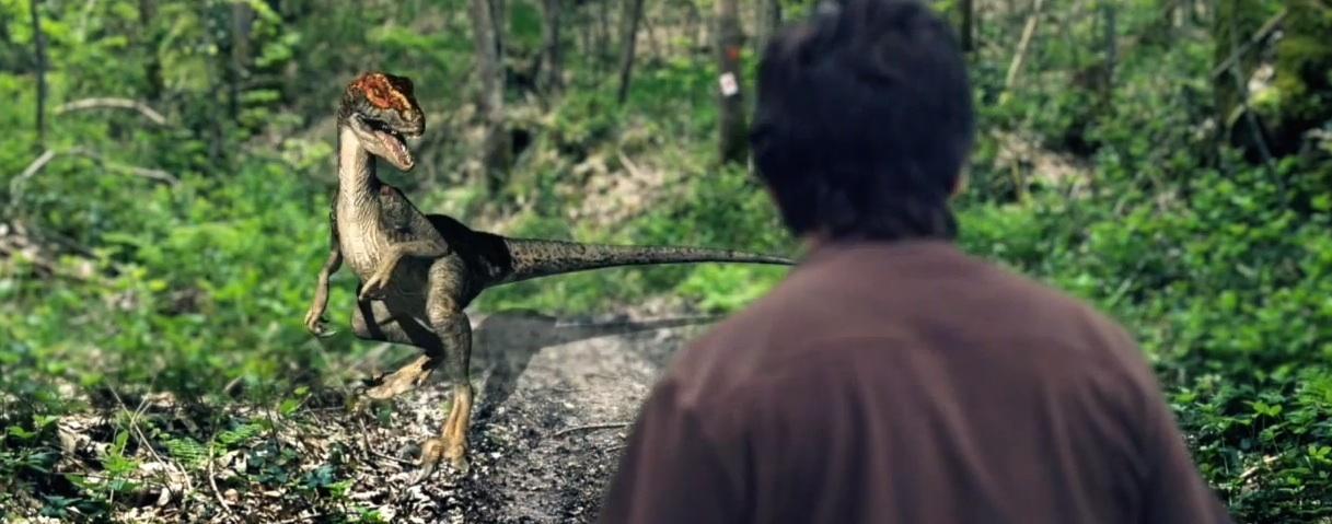Jurassic Park fan film