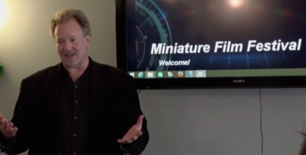 The Micro Short Method: a video interview with Robert David Duncan