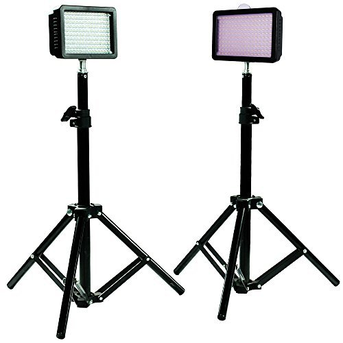 Julius Studio 160LED Camera Light Kit