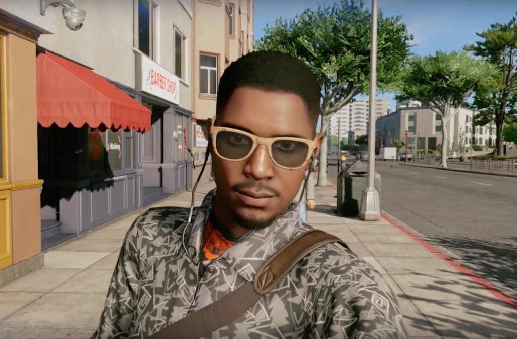 Blog within Watch Dogs 2