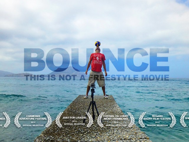 """Bounce – This is not a freestyle movie"": the journey of a soccer ball"
