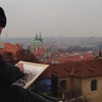 Prague in a Minute