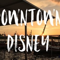 A Trip To Downtown Disney