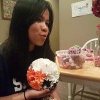 Trang Pham- The Girl Who Found Origami Smiles