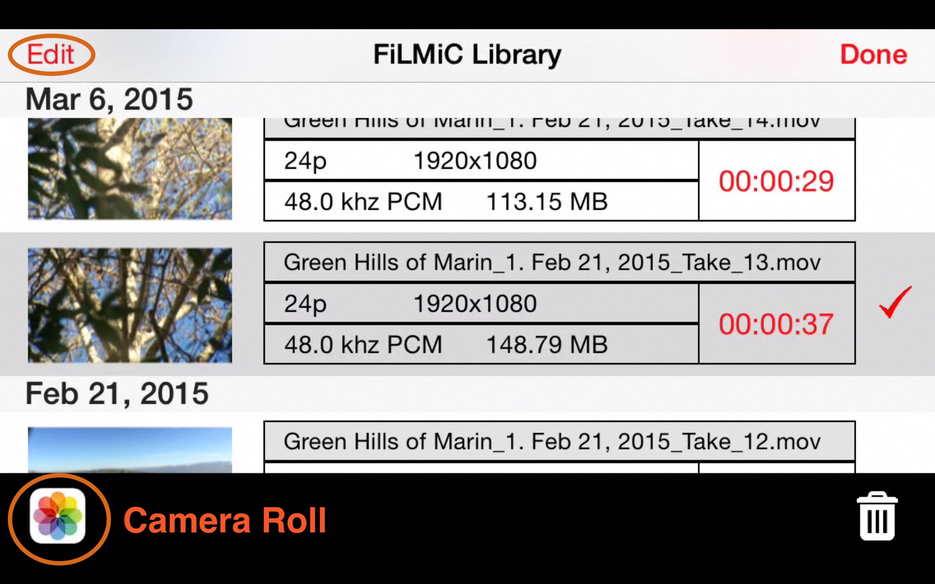 4 Ways of Uploading Filmic Pro iPhone Footage - Mobile Moviemaking